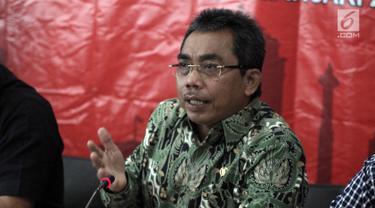 Ketua Fraksi PDI Perjuangan DPRD DKI Jakarta Gembong Warsono