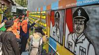 Pemkot Tangerang bangun kampung tematik di setiap RW. (foto: dok. Pemkot Tangerang)