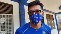 Direktur PT Persib Bandung Bermartabat (PBB), Teddy Tjahjono. (Erwin Snaz/Bola.com)