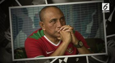 PSSI menghentikan sementara Liga 1 2018 hingga jangka waktu yang belum ditentukan. Ketua Umum PSSI Edy Rahmayadi mengumumkan sikap itu menyusul tewasnya suporter Persija Jakarta, Haringga Sirla.