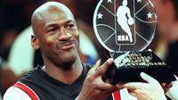 Michael Jordan (AFP)