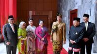 Ada hal unik yang mewarnai pidato kenegaraan Presiden Joko Widodo pada Sidang Bersama DPD RI dan DPR RI yang digelar di Ruang Rapat Paripurna, Gedung Nusantara MPR/DPR/DPD RI, Jakarta, Jumat, 16 Agustus 2019.