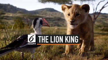 Film live action The Lion King mengawali penayangannya di China pada Jumat, 12 Juli 2019. Film ini meraup keuntungan sekitar USD 14,5 juta atau sekitar Rp 203 miliar.