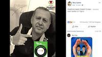 [Cek Fakta] Foto Erdogan