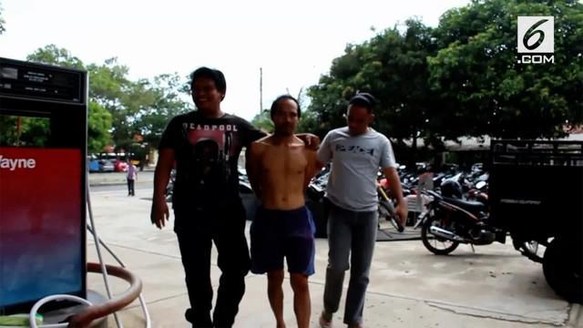 Kepolisian Lampung menggerebek Begal Motor yang tengah berjudi dan mengkonsumsi sabu