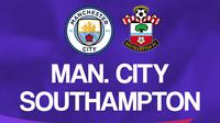 Premier League - Manchester City Vs Southampton (Bola.com/Adreanus Titus)