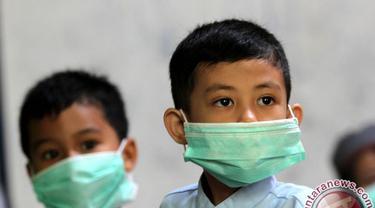 Kabut Asap Palembang Makin Pekat, Kesehatan Warga Mulai Terganggu