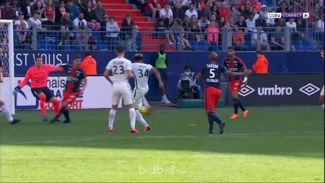 Monaco terus berusaha agar dapat meraih posisi kedua Ligue 1 dan mengamankan tiket otomatis ke Liga Champions dengan mengalahkan C...