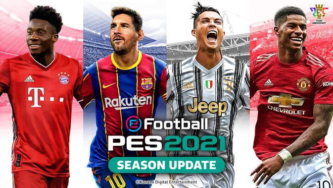 eFootball PES 2021 Full Version Free Download