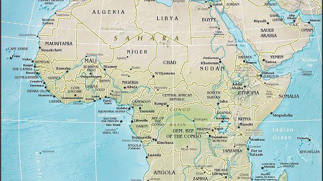 Afrika Akan jadi Benua Terbersih?