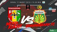 Piala Presiden: Mitra Kukar vs Bhayangkara FC. (Bola.com/Dody Iryawan)