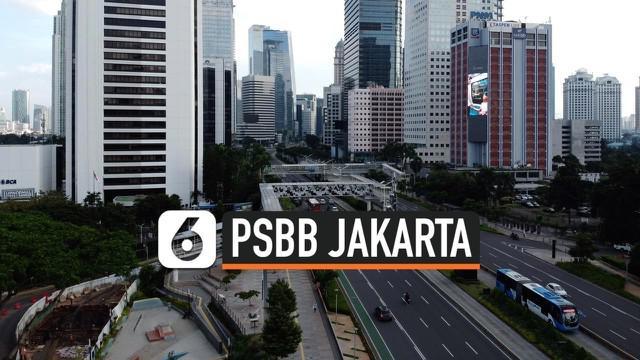 Gubernur DKI Jakarta Anies Baswedan menyampaikan keterangan pers mengenai status Pembatasan Sosial Berskala Besar (PSBB) di  wilayah DKI Jakarta. Anies sempat beberkan data indikator penanganan corona di Jakarta.