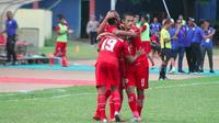 Semen Padang di Liga 2 2018. (Bola.com/Arya Sikumbang)