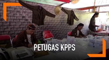 Sebanyak 19 petugas KPPS di Jatim meninggal dunia pada pelaksanaan pemilu.