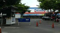 Toko grosir di Sleman ditutup sementara menyusul satu karyawan positif Corona Covid-19