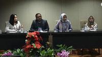 Dompet Dhuafa mengumpulkan bantuan untuk korban gempa di Sulawesi Tenggara di Jakarta Halal Things 2018. (dok. Instagram @jakartahalalthings/https://www.instagram.com/p/BqmbWrUHxtX/Henry