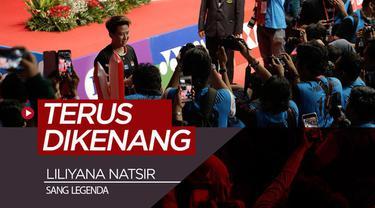 Berita video beragam testimoni dari pemain rival, Tontowi Ahmad, dan penggemar setia soal Liliyana Natsir, yang memutuskan pensiun setelah gelaran Indonesia Masters 2019.