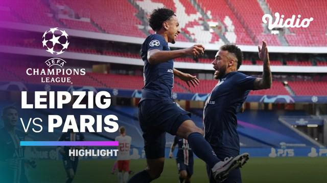 Berita Video Highlights Liga Champions, PSG Lolos ke Final Usai Taklukkan RB Leipzig 3-0