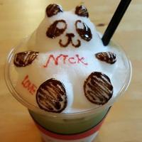[Bintang] 'Latte Art' 3 Dimensi Ini Bikin Kamu Nggak Tega Minum Kopi