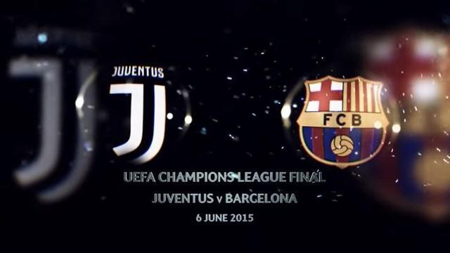 Berita Video Flashback Liga Champions, Saat Trio Maut Barcelona Lionel Messi,Suarez dan Neymar Kalahkan Juventus