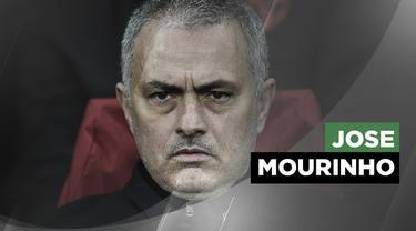 Berita video 9 Ekspresi Wajah Jose Mourinho selama menjadi pelatih