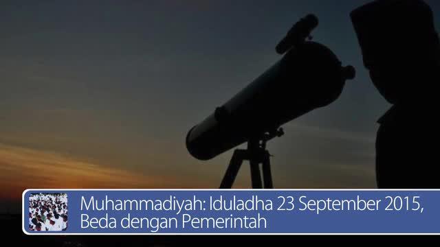 Daily TopNews hari ini akan menyajikan berita seputar Muhammadiyah yang merayakan Iduladha pada 23 September, berbeda dengan pemerintah, dan waspada depresi akibat nyeri berkepanjangan. Seperti apa berita lengkapnya? Simak dalam video berikut
