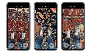 Gucci Rilis Teknologi Virtual untuk Pengalaman Fashion yang Menjanjikan