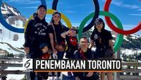 Keluarga Anang Hermansyah saat ini tengah berlibur di Toronto, Kanada. Mereka sempat terjebak di tengah insiden penembakan yang terjadi saat perayaan kemenangan Raptors.