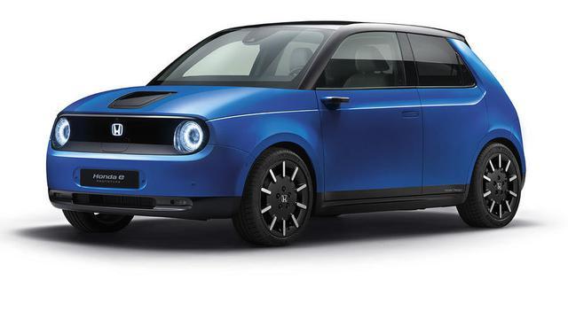 Mobil Listrik Honda E Resmi Dijual Harga Mulai Rp400 Jutaan Otomotif Liputan6 Com