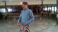 Adik Sultan Hamengkubuwono X GBPH Prabukusumo (Liputan6.com/Fathi Mahmud)