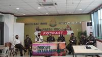 Kajati Sulsel Firdaus Dewilmar sempat berjanji akan menuntaskan penyidikan dugaan korupsi DAK Rp39 miliar di Kabupaten Enrekang (Liputan6.com/ Eka Hakim)