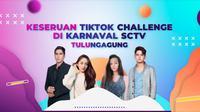 Lihat Keseruan Joget TikTok Bersama Artis Papan Atas SCTV! sumberfoto: SCTV