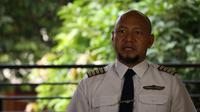 Megah Putra Perkasa, pilot komersial salah satu maskapai nasional di Tanah Air. Liputan6.com