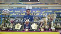 Andri Syahputra, pemain muda Indonesia yang merumput di Qatar (Istimewa)