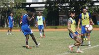 Bojan Malisic yakin kehadiran Fabiano Beltrame menambah kekuatan lini belakang Persib Bandung. (Huyogo Simbolon)