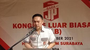 Arek Surabaya Siap Rapikan Barisan Bara JP Jokowi Se-Dunia