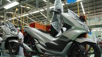 Honda PCX Dapat Warna Baru (Foto: AHM)