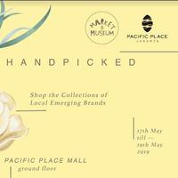 Market & Museum Handpicked digelar di Pacific Place Mall