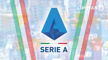 ilustrasi logo liga italia