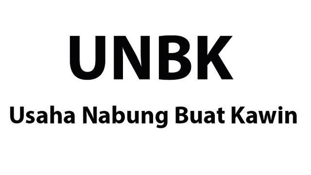 Meme Singkatan Unbk 2018 Bikin Pelajar Baper Dan Gagal Fokus Citizen6 Liputan6 Com