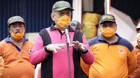 Wakil Wali Kota Tangsel, Benyamin Davnie (Liputan6.com/Pramita)