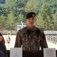Ji Chang Wook resmi masuk wajib militer pada Agustus 2017 lalu, ia ditugaskan di Brigade Artileri Angkatan darat di Provinsi Gangwon. (Foto: kdramabuzz.com)