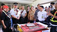Air Asia Philipines mengoperasikan penerbangan dengan rute Manila-Jakarta dan Jakarta-Manila. (Pramita/Liputan6.com)