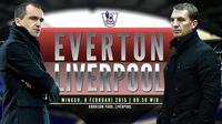 Everton vs Liverpool (Liputan6.com/Ari Wicaksono)