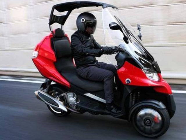 Keren Motor Roda Tiga Ini Punya Fitur Seperti Mobil Otomotif Liputan6 Com