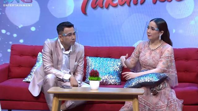 Raffi Ahmad - Nagita Slavina (Foto: YouTube)