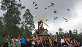 Destinasi digital Peken Edelweis ramaikan pariwisata Bali. (foto: dok. Kemenpar)