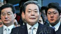 Lee Kun-hee, Chairman of Samsung. Dok: Associated Press