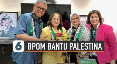 Kepala BPOM RI, Penny K Lukito melakukan kunjungan ke Palestina. Menkes Palestina membutuhkan bantuan BPOM untuk membentuk lembaga serupa.