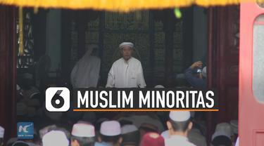 Tradisinya unik, tak kalah dengan yang ada di Indonesia.